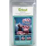 Cricut Events Cartridge Girls Makeup Party Item 2001092